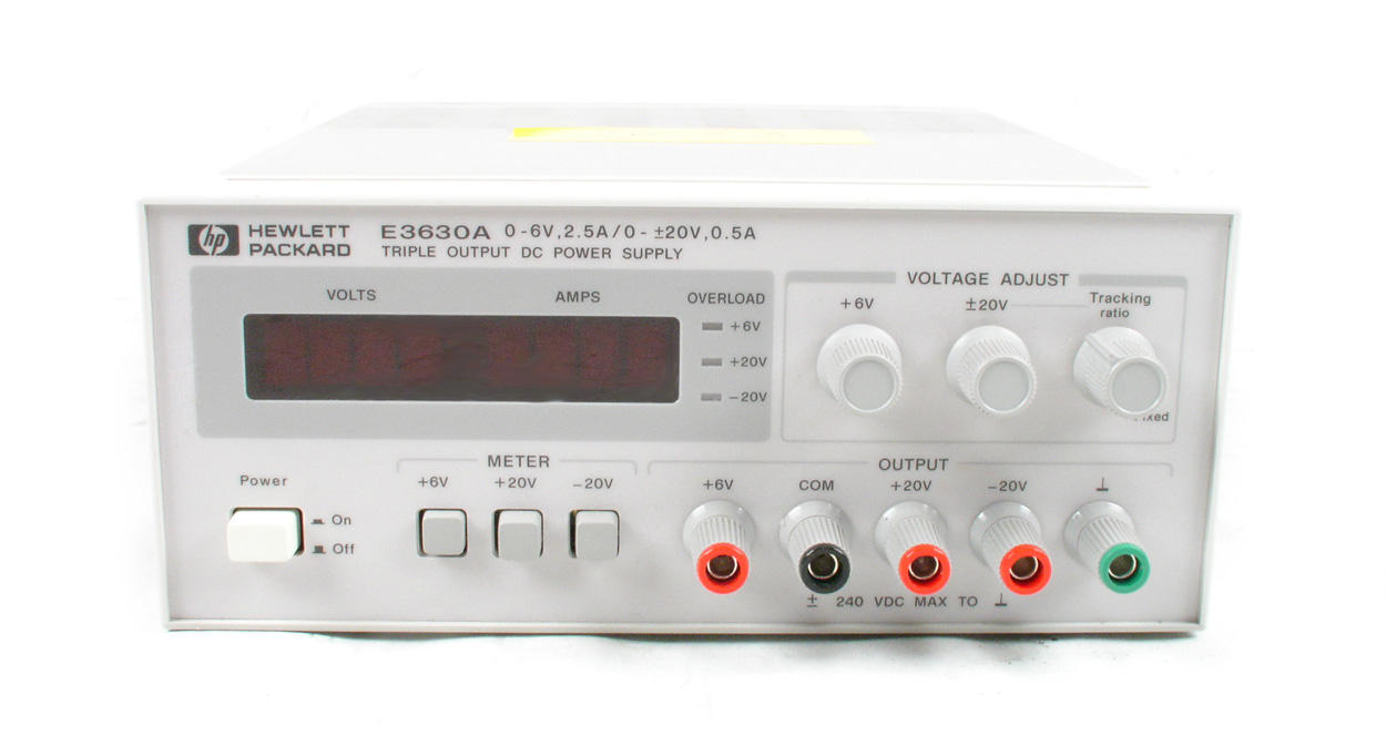 Agilent / Keysight E3630A just arrived