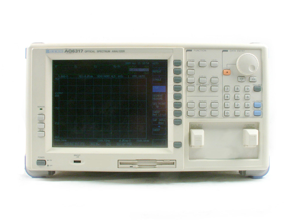 Ando AQ6317 for sale