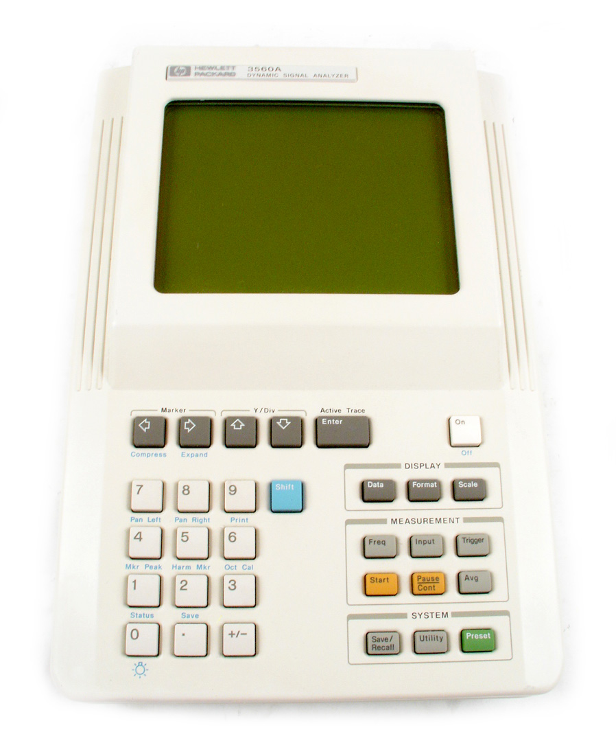 Agilent / HP 3560A for sale