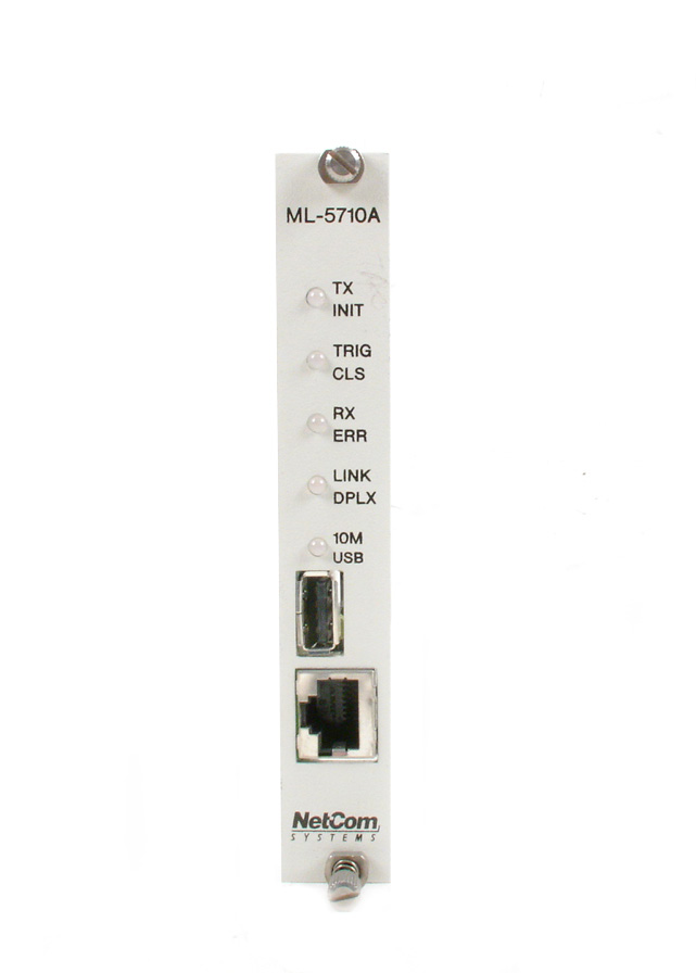 Spirent Netcom ML-5710A for sale