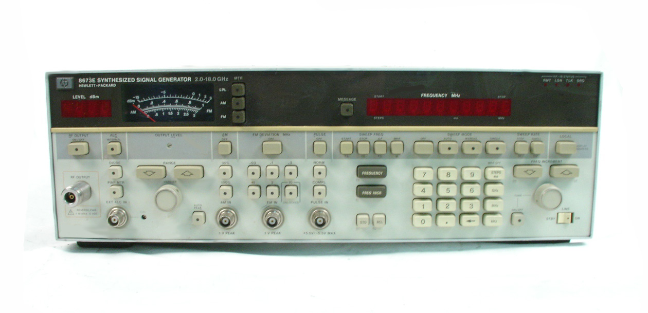 Agilent / HP 8673E for sale