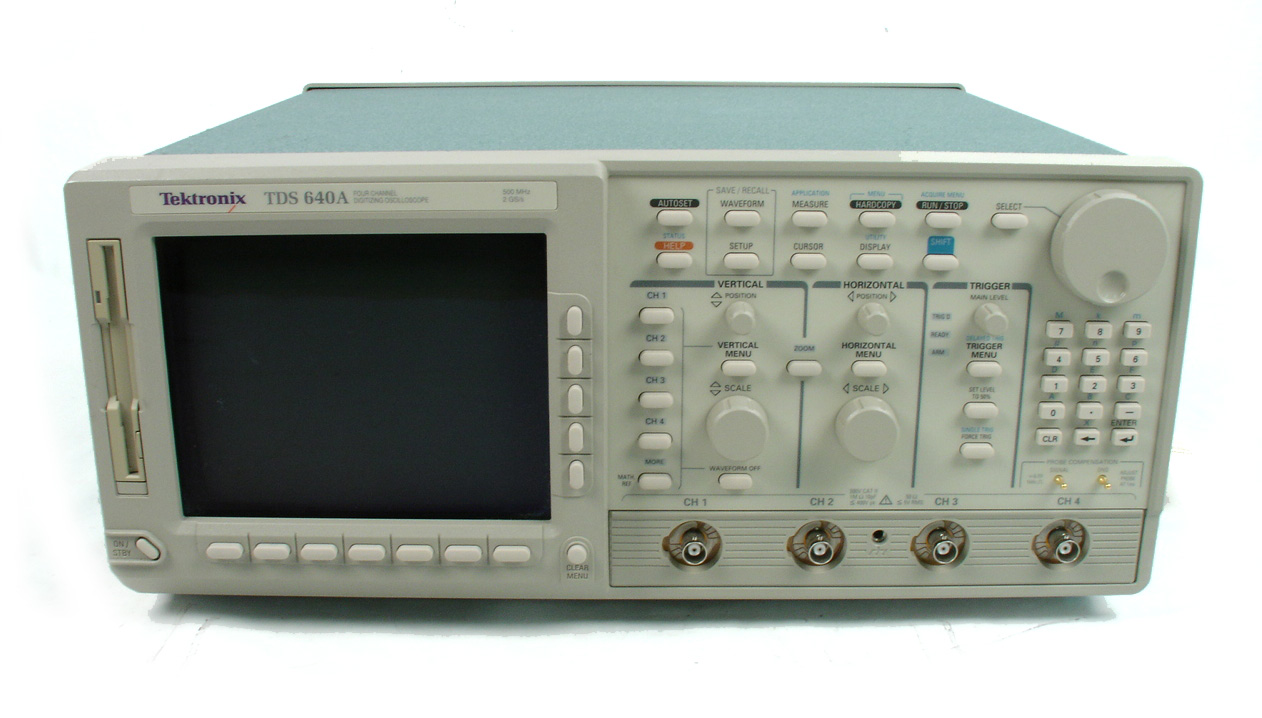 Tektronix TDS640A for sale