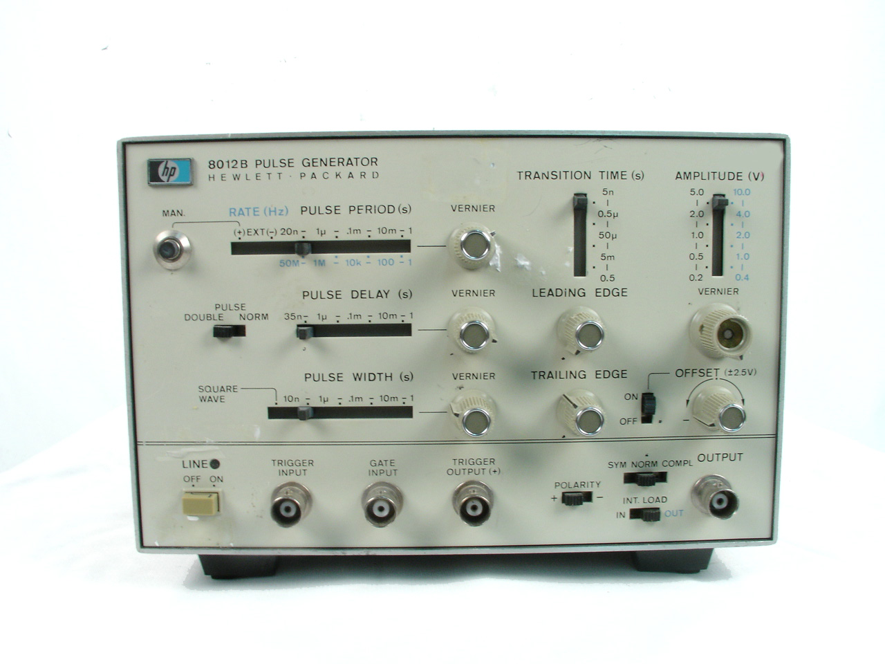 Agilent / HP 8012B for sale