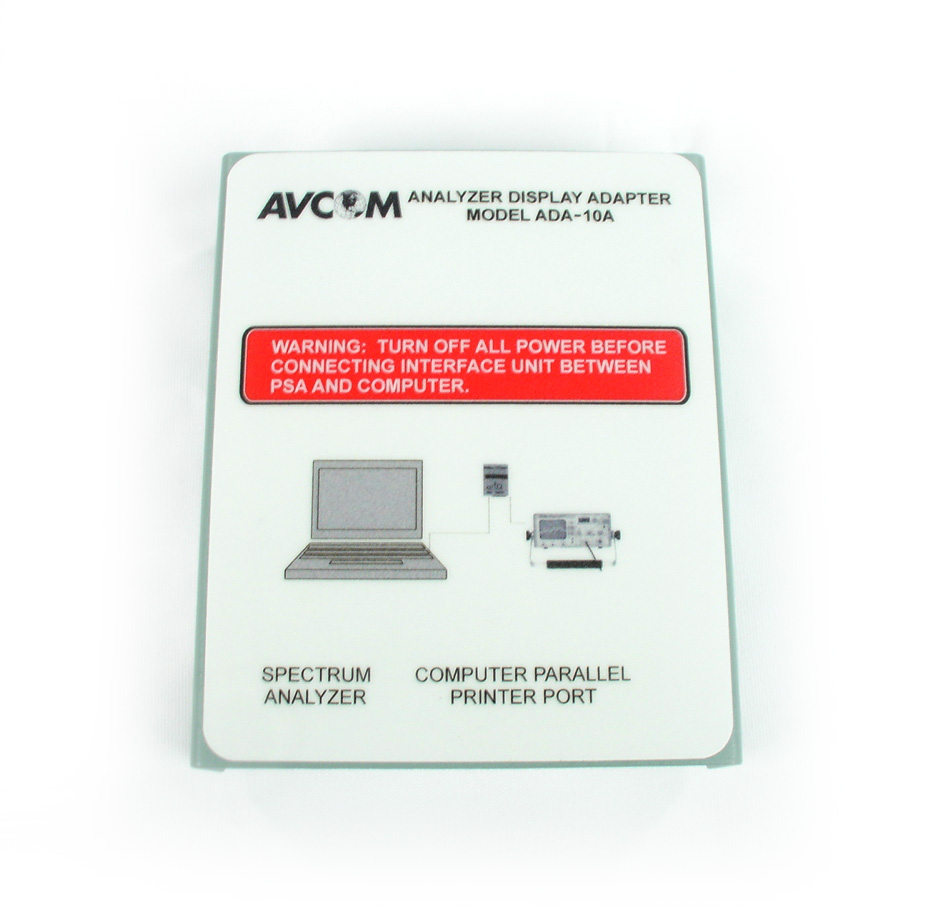 Avcom ADA-10A for sale