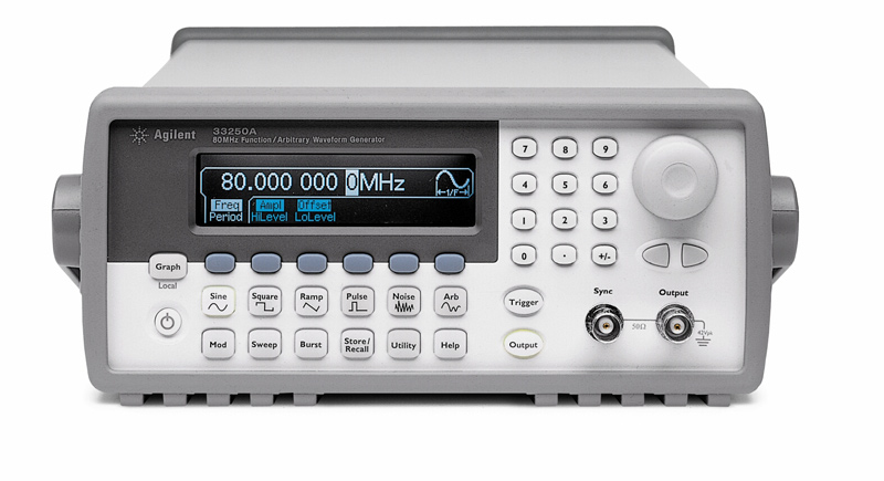 Agilent / Keysight 33220A just arrived