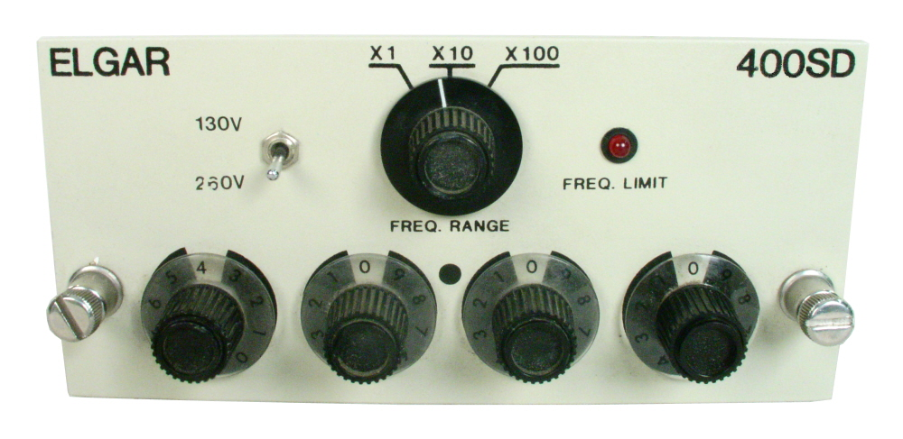 Image of Elgar-401SD by AccuSource Electronics