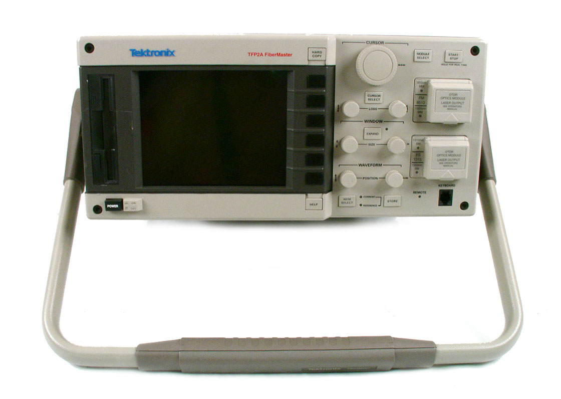 Tektronix TFP2A  w/ FL1315 for sale