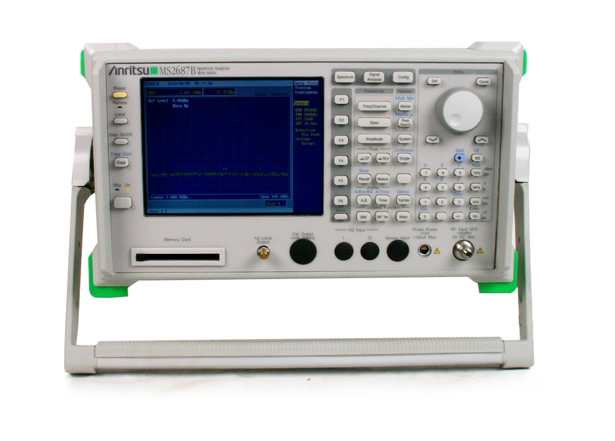 Anritsu MS2687B for sale
