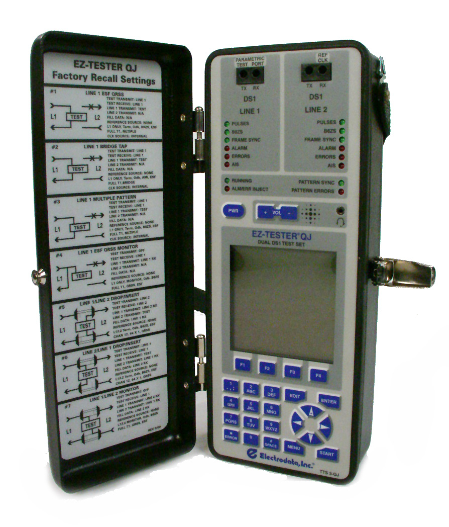 Electrodata EZ-Tester QJ for sale