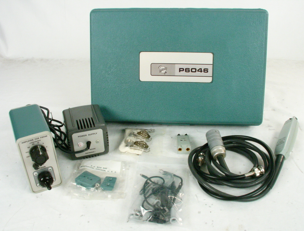 Tektronix P6046 for sale