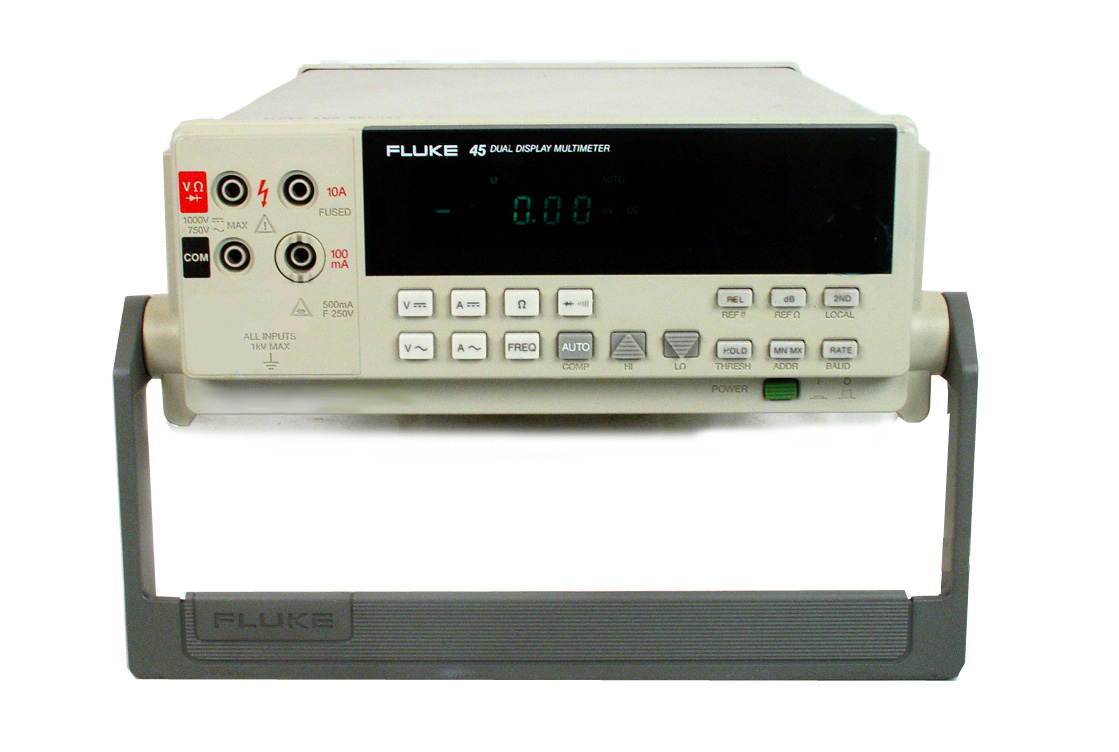 Fluke 45 for sale
