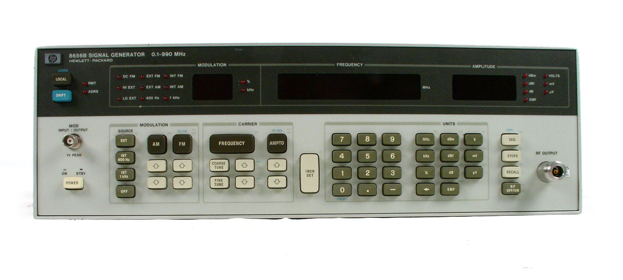 Agilent / HP 8656B for sale