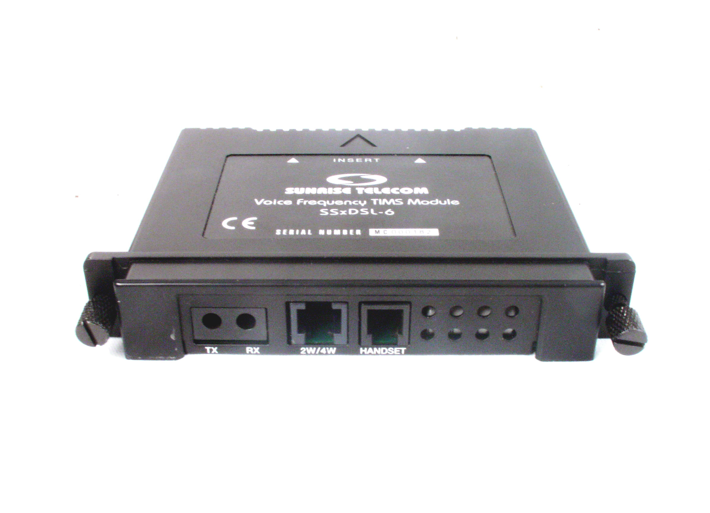 Sunrise Telecom SSXDSL-6A for sale