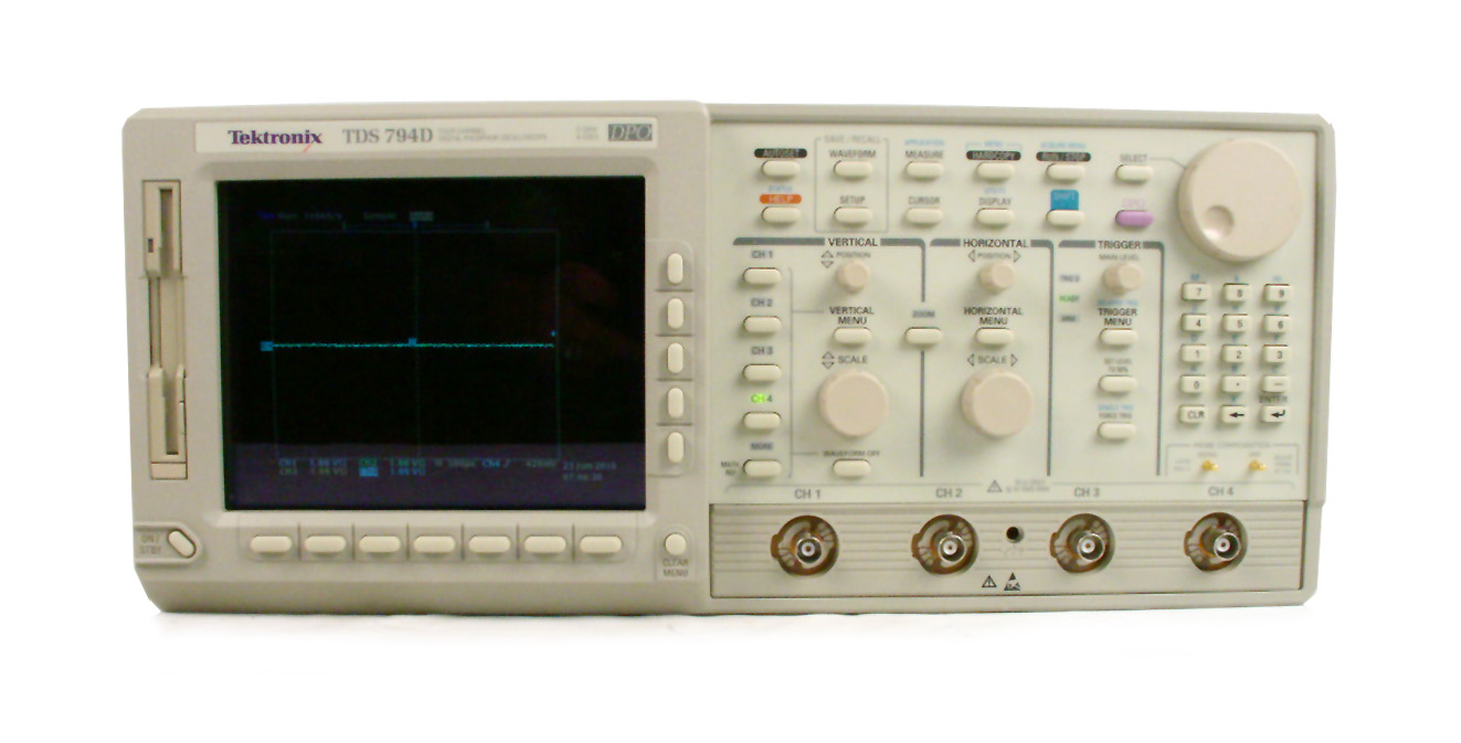 Tektronix TDS794D for sale