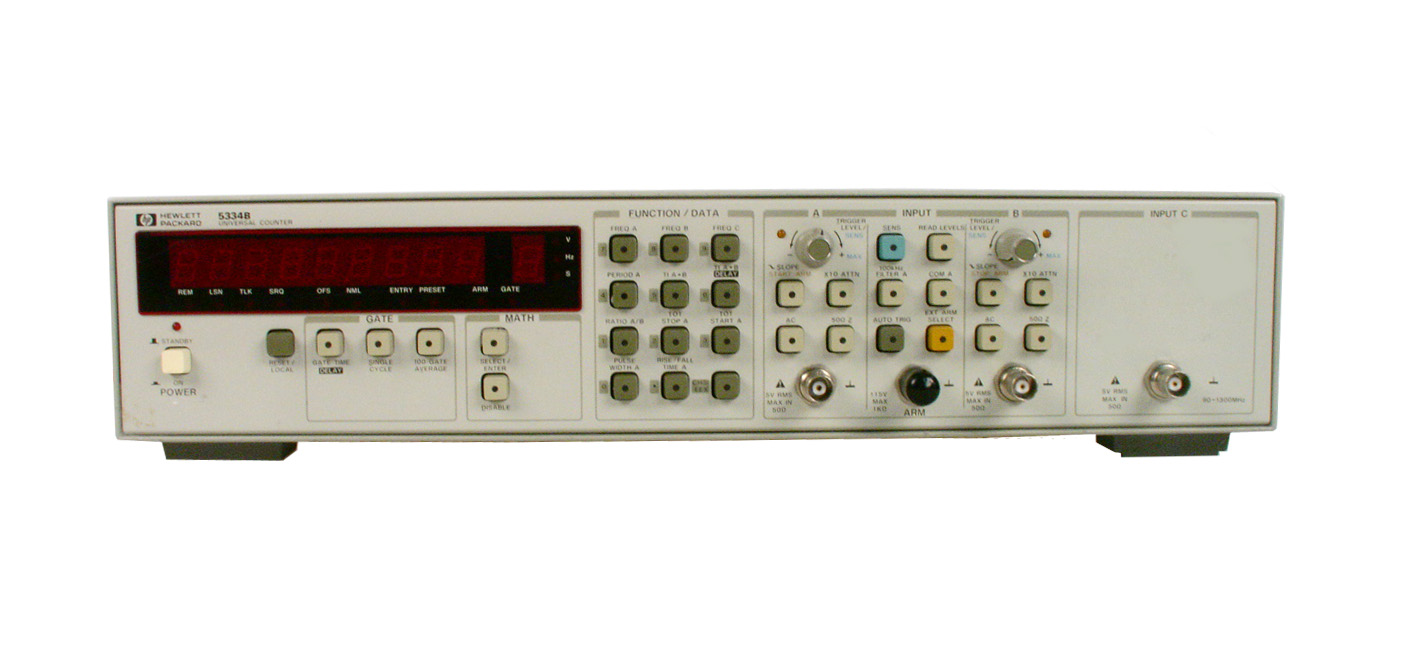 Agilent / HP 5334B for sale