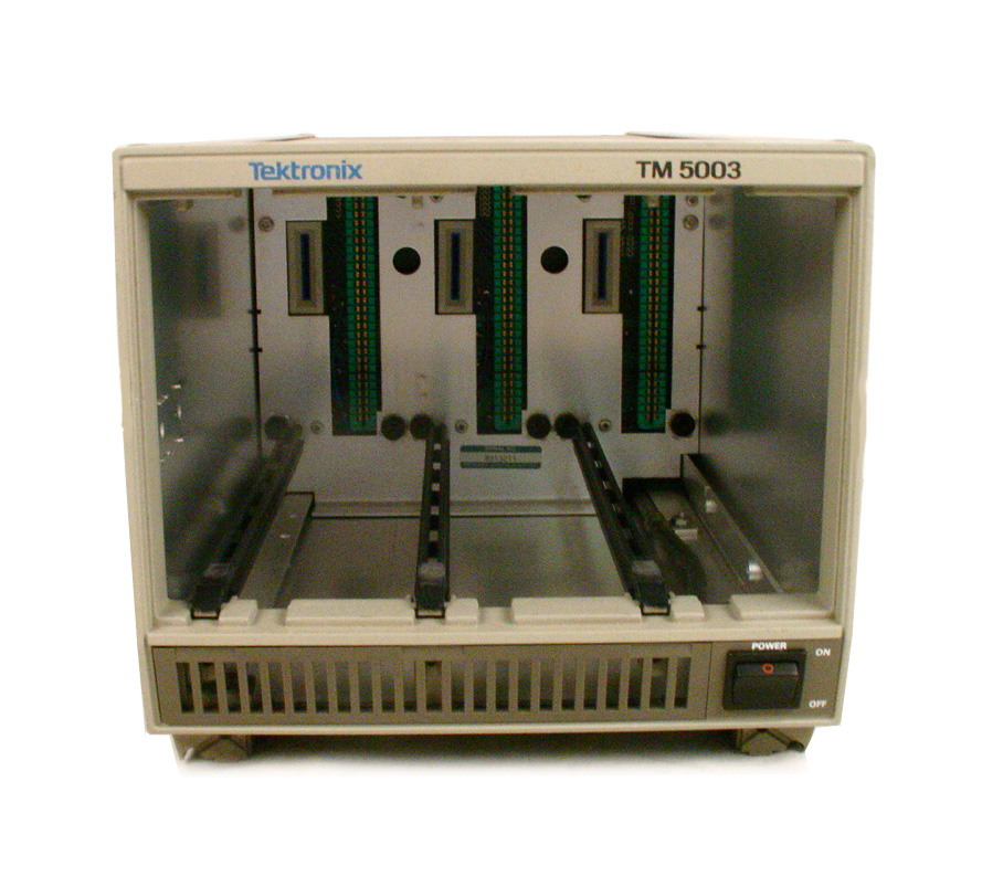 Tektronix TM5003 for sale