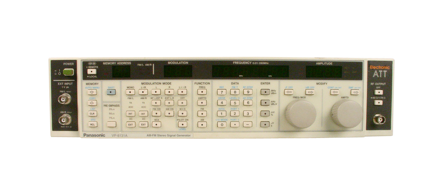 Panasonic VP-8131A for sale