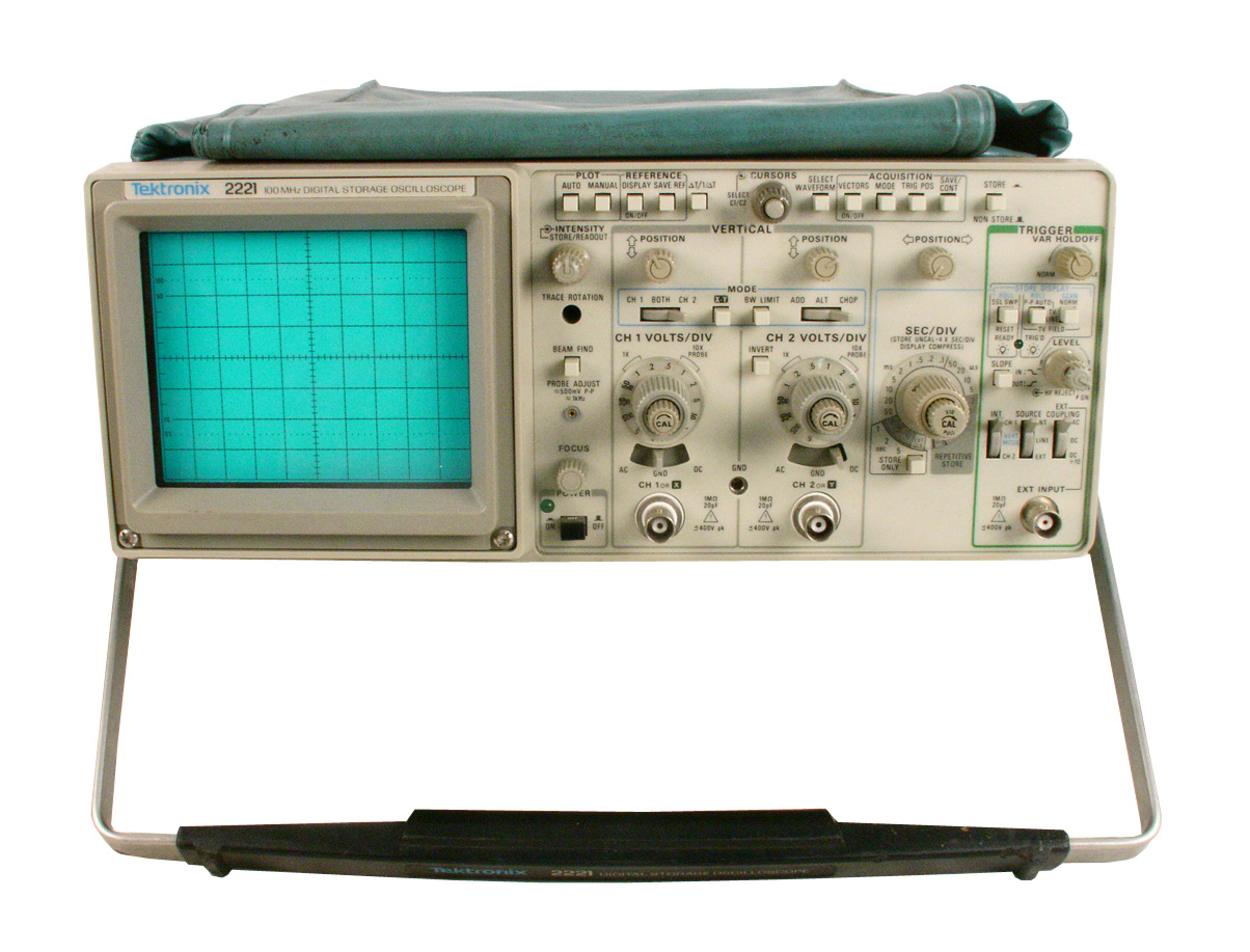 Tektronix 2221 for sale