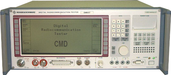 Rohde & Schwarz CMD57 for sale