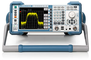 Rohde & Schwarz FSL3.03 just arrived