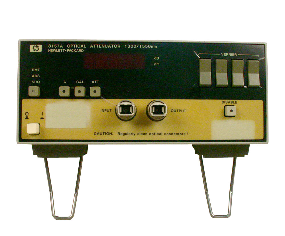 Agilent / HP 8157A for sale