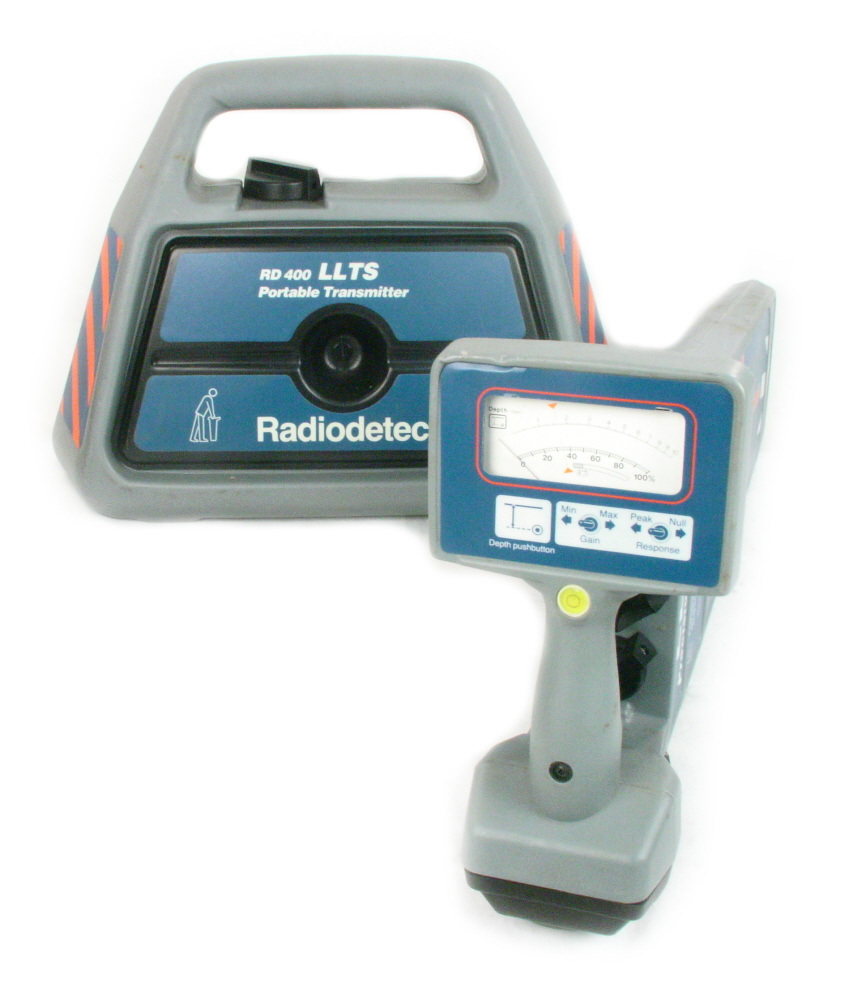 Radiodetection RD400LLTS for sale