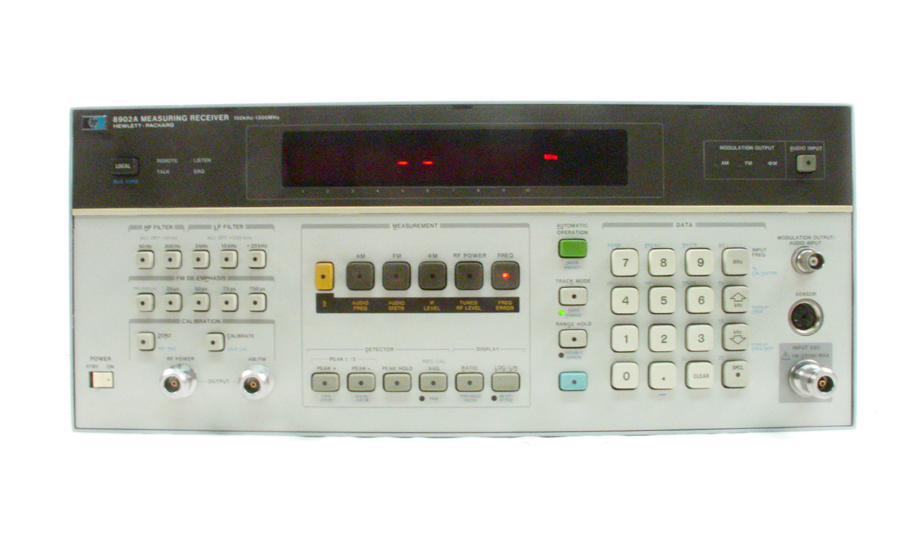 HP / Agilent 8902A Opt 002/ 003 for sale