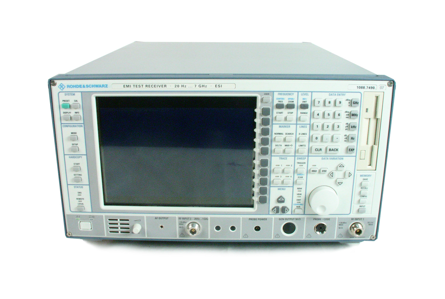 Rohde & Schwarz ESIB26 / ESI26 just arrived