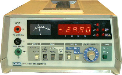 Fluke 8921A for sale