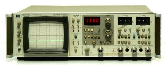 Agilent / HP 8754A / H26 for sale