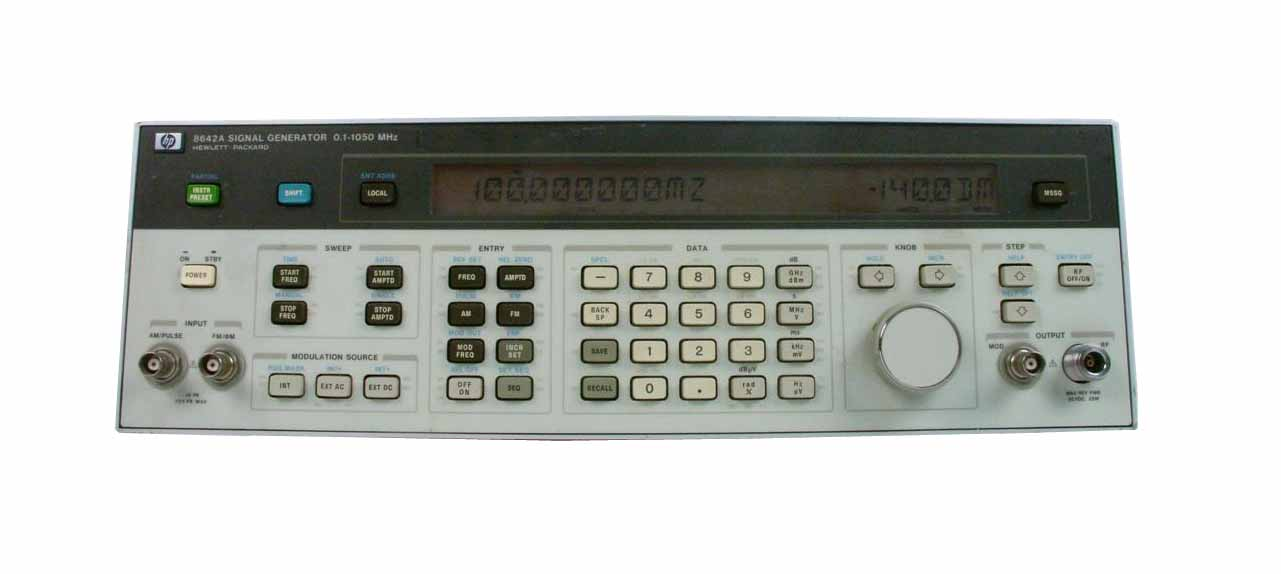 Agilent / HP 8642A Opt 001 for sale
