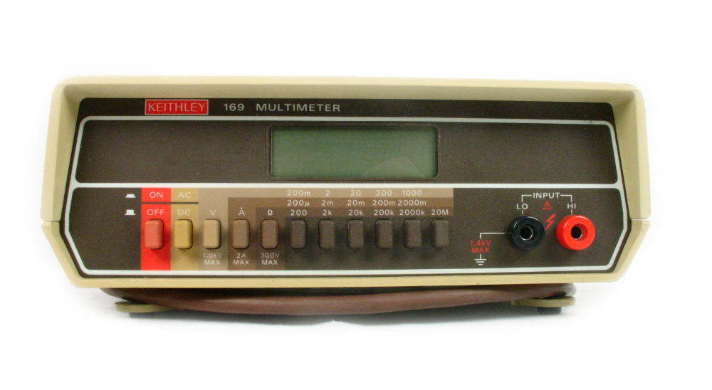 Keithley 169 for sale