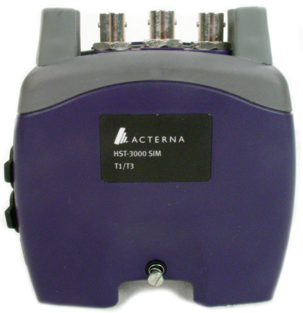 JDSU / Acterna HST3000 SIM T1/T3 for sale