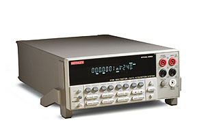 Similar product is Keithley 2700