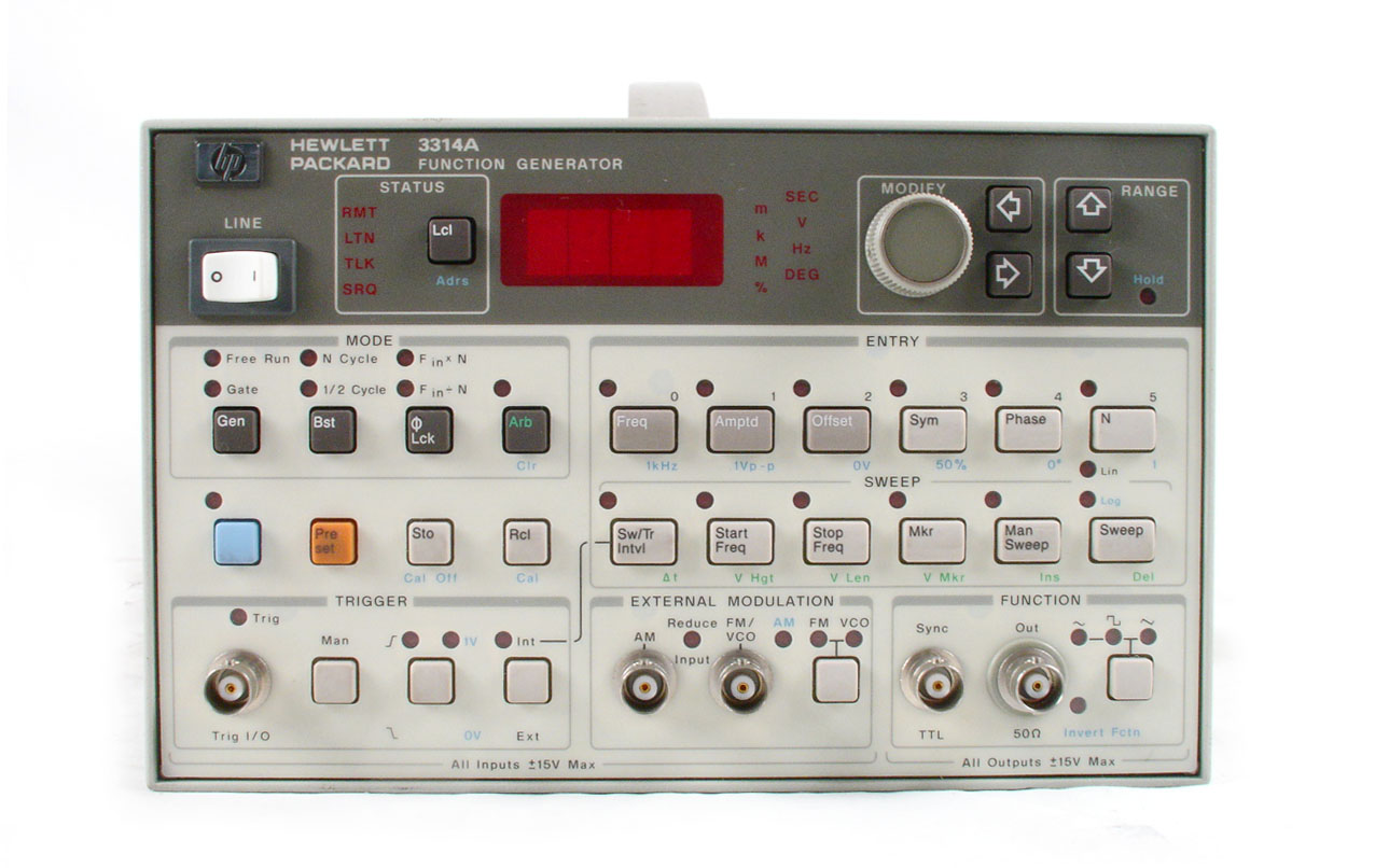 Image of Agilent-HP-3314A by AccuSource Electronics