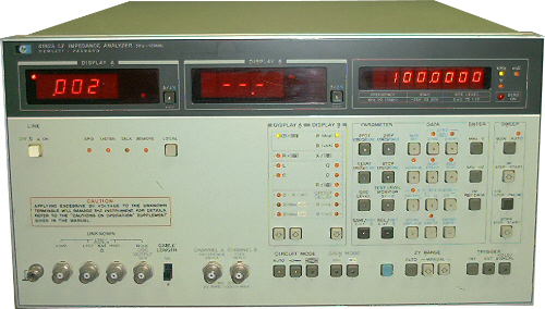 HP / Agilent 4192A for sale