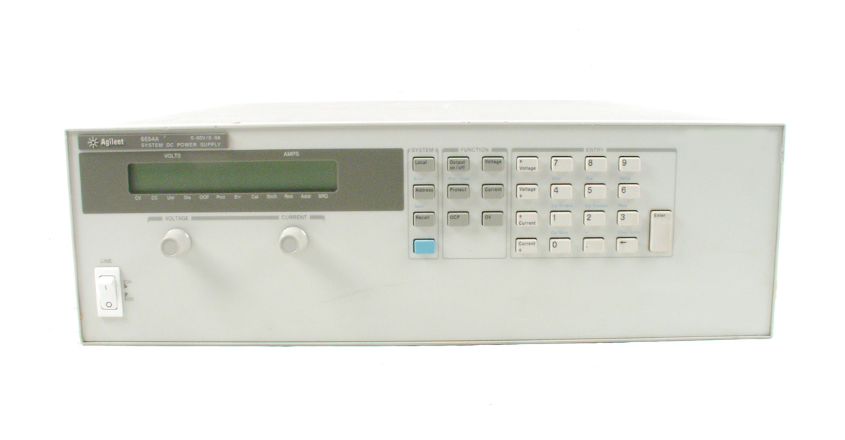 Agilent / Keysight 6654A for sale