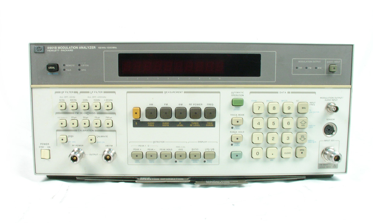 HP / Agilent 8901B for sale