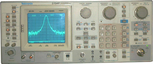 Tektronix 2755P for sale