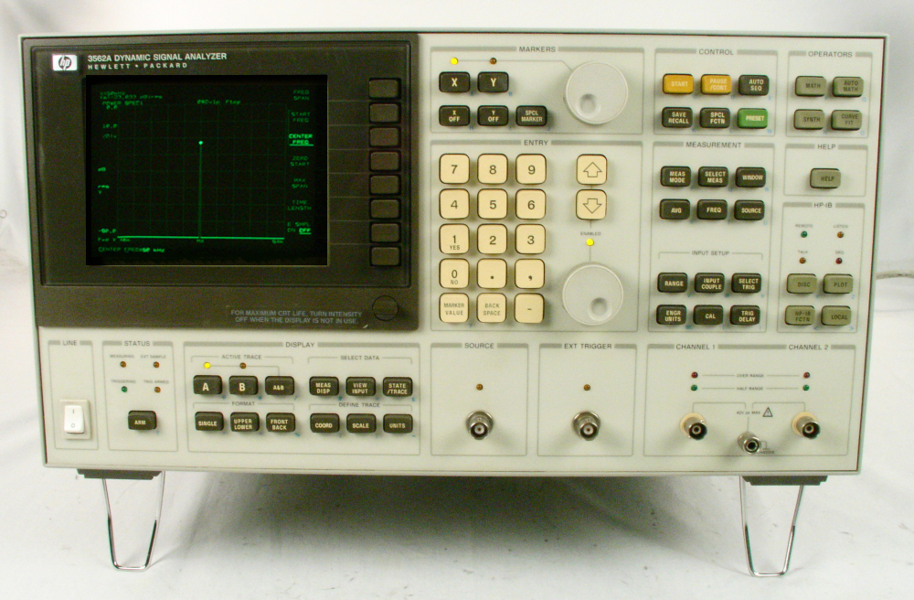 Agilent / HP 3562A for sale