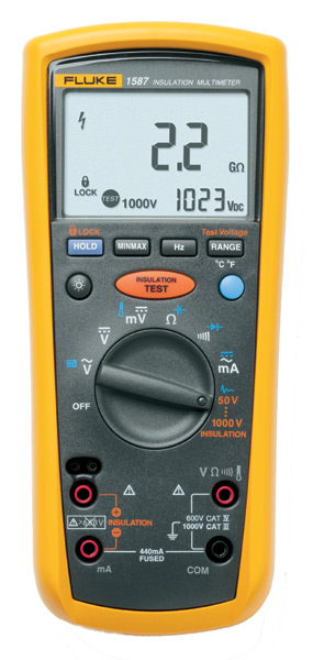 Fluke 1587 for sale