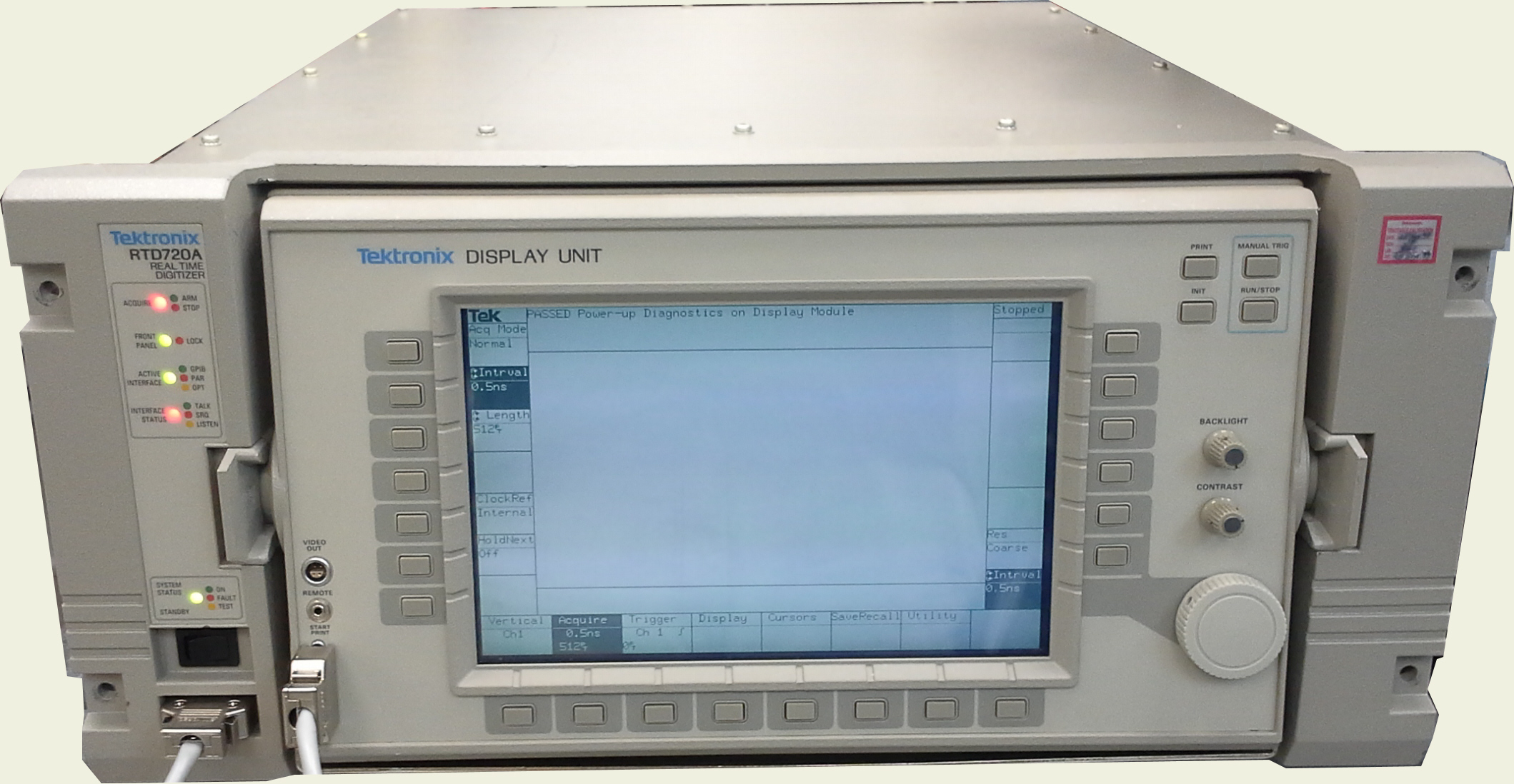 Tektronix RTD 720A for sale