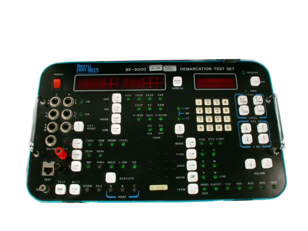 Berry Electronics BE-9000 for sale