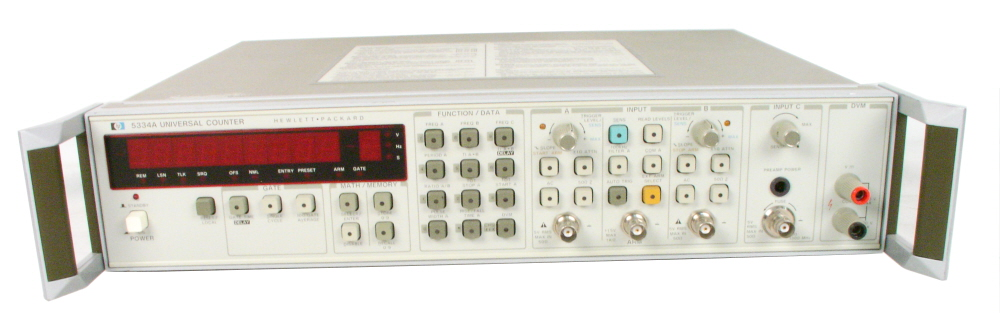 Agilent / HP 5334A for sale
