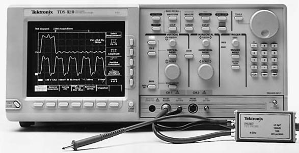 Tektronix TDS820 for sale