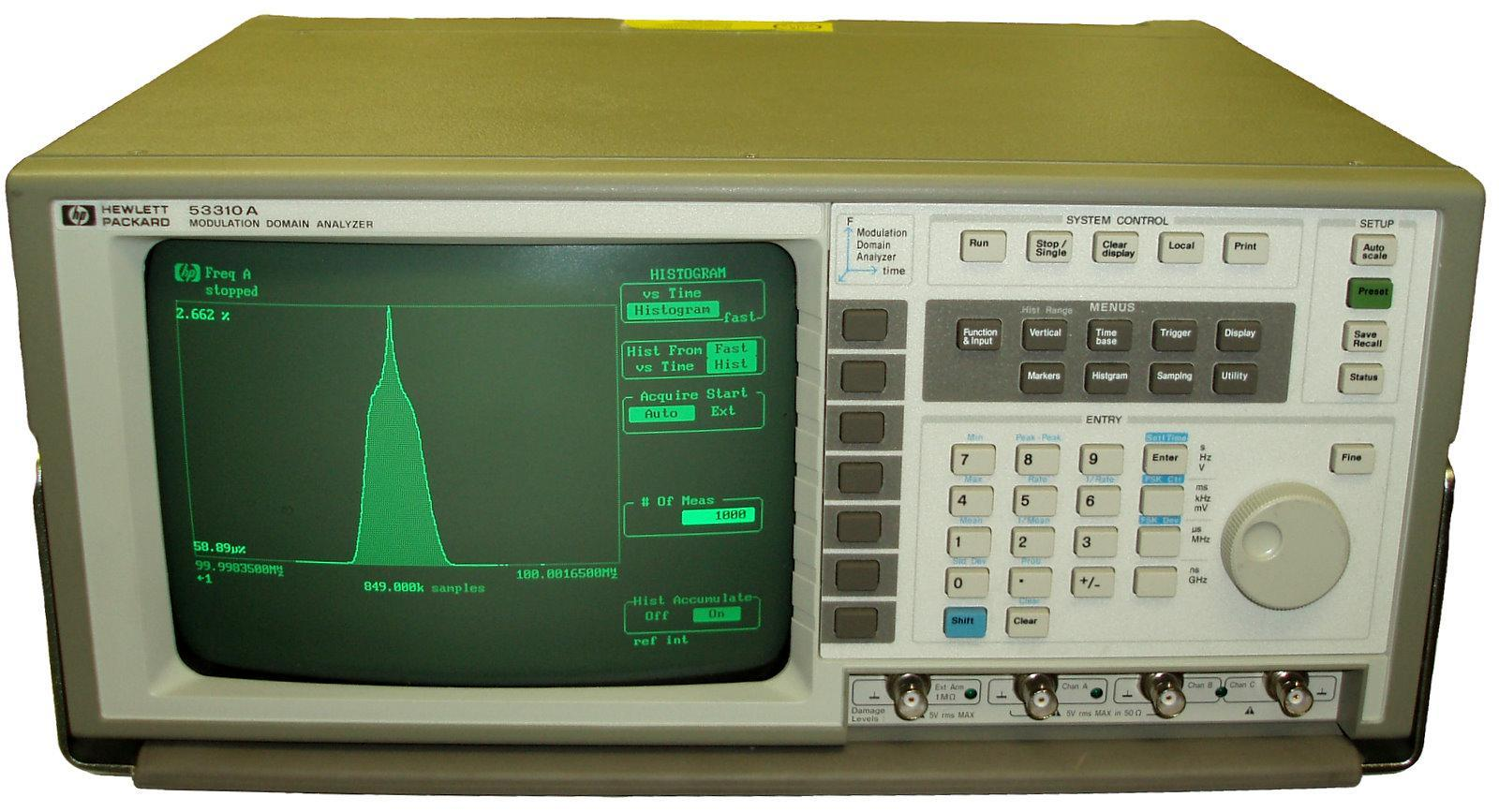 Image of Agilent-HP-53310A by AccuSource Electronics