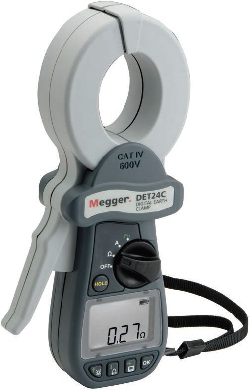 Megger DET24C for sale