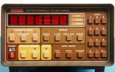 Keithley 230 for sale