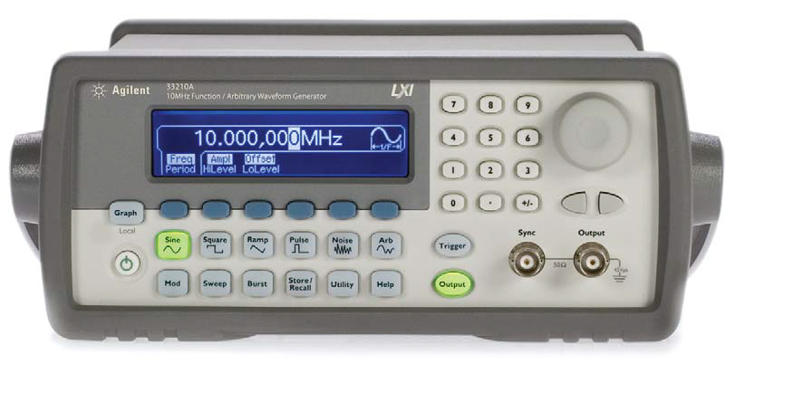 HP / Agilent 33210A for sale