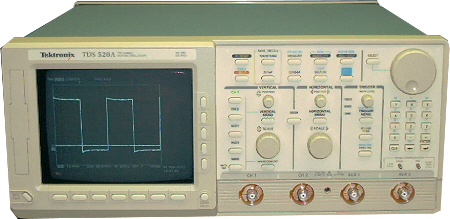 Tektronix TDS520 for sale